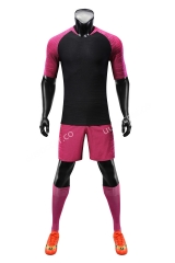 Player Version Elite Pink Thailand Soccer Uniform