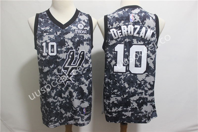 buy online 8eb5f 3a576 NBA San Antonio Spurs Camouflage #10 Jersey,San Antonio Spurs