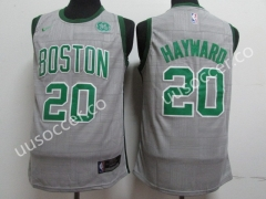 NBA Boston Celtics Gray #20 Jersey