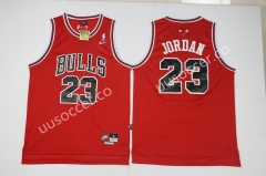 NBA Chicago Bull Red #23 Jersey