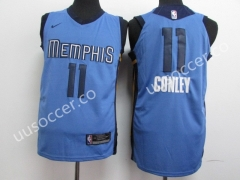 NBA Memphis Grizzlies Blue #11 Jersey