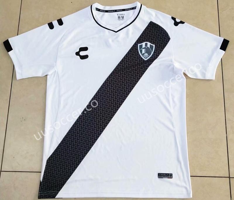 5edc12119 2019-2020 Club De Cuervos Home White Thailand Soccer Jersey AAA-912 ...