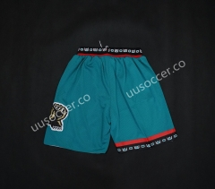 NBA Memphis Grizzlies Blue Shorts