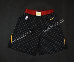 NBA Cleveland Cavaliers Black Shorts