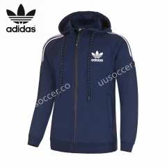 Adida Royal Blue With Hat-06