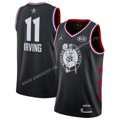 All-Star Version NBA Boston Celtics Black #11 Jersey