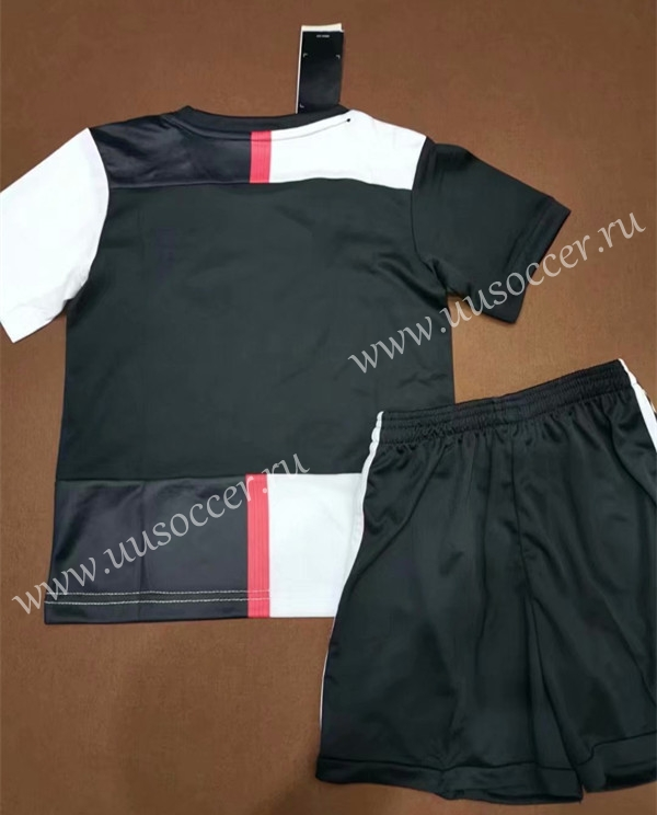 size 40 efe43 86d2b 2019-20 Juventus Home White and Black Kids/Youth Soccer ...