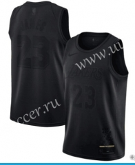 NBA Lakers Honor Black #23 Jersey
