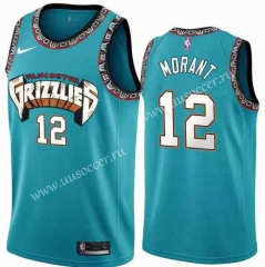 Nike Retro Version NBA Memphis Grizzlies Light Blue #12  Jersey