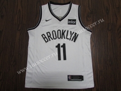 NBA Brooklyn Nets White #11 Jersey