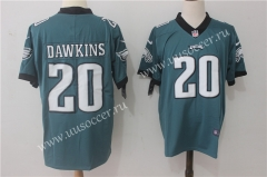 NFL Philadelphia Eagles Green #20 Jersey