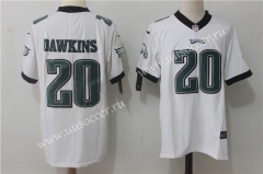 NFL Philadelphia Eagles White #20 Jersey