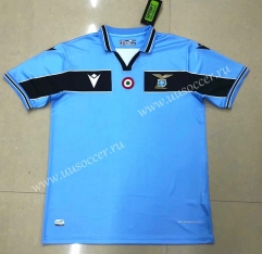 Commemorative Edition SS Lazio Blue Thailand Soccer Jersey AAA