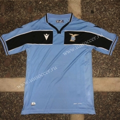 Commemorative Edition SS Lazio Blue Thailand Soccer Jersey AAA-7T