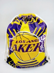 L.A. Lakers  Blue & Yellow Basketball Bag