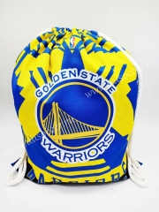 Golden State Warriors  Blue & Yellow Basketball Bag