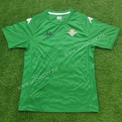 Commemorative Edition Real Betis Green Thailand Soccer Jersey AAA-503