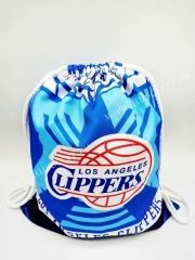Los Angeles Clippers Light Blue  Basketball Bag