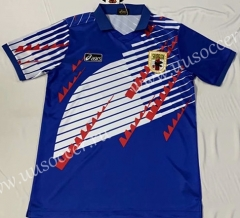 1994 Retro version Japan Home Blue Thailand Soccer Jersey AAA