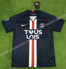 Special Version 2020 Paris SG BlueThailand Soccer Jersey