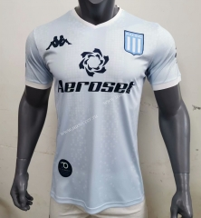 2020 Racing Club de Avellaneda Home Blue & White Thailand Soccer Jersey-416