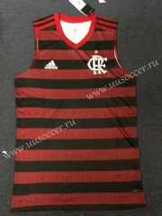 2020 CR Flamengo Red Thailand Soccer Vest