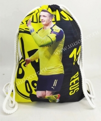 2020-2021 Borussia Dortmund Yellow Football Bag