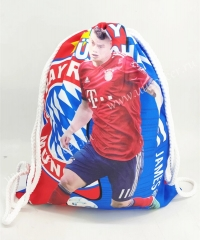 2020-2021 Bayern München Red Football Bag
