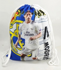 2020-2021 Real Madrid  White Football Bag