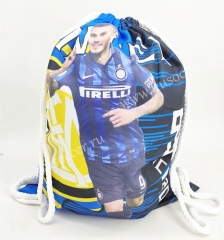 2020-2021 Inter Milan Black & Blue Football Bag