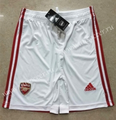 2020-2021 Arsenal Home White Thailand Soccer Shorts