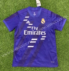 2020-2021 Special Version Real Madrid Purple Thailand Soccer Jersey AAA-407