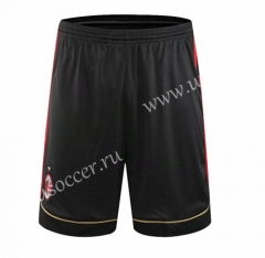 Retro Version AC Milan Black Thailand Soccer Shorts-SL