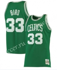 Mitchell&Ness NBA Boston Celtics Green #33 Jersey