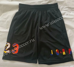 ZK708 Black NBA Shorts