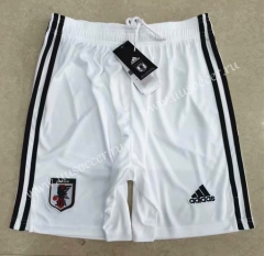 2020-2021 Japan Home White Thailand Soccer Shorts