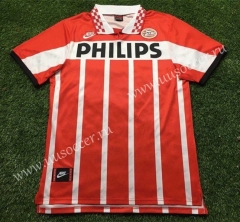 1994-1996 Retro Version PSV Eindhoven Red & White Thailand Soccer Jersey AAA-503