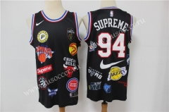 Joint name Limited Version NBA Black #94 Jersey