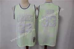 Retro Version NBA Boston Celtics Pink & Red Priting #23 Jersey