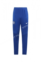 2020-2021 Barcelona Blue Thailand Soccer Long Pants -LH