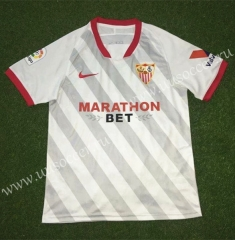 2020-2021 Sevilla FC Home White Thailand Soccer Jersey AAA-503