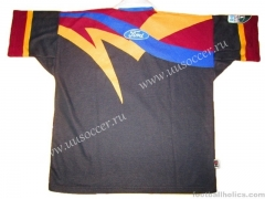 Retro Version  Chiefs Black Thailand Training Rugby jerseys