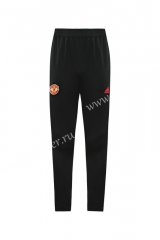 2020-2021 Manchester United Black Thailand Soccer Long Pants -LH