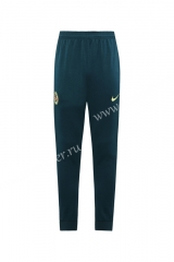 2020-2021 Club América Royal Blue Thailand Long Pants-LH
