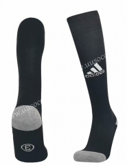 2020-2021 Black Thailand Soccer Socks