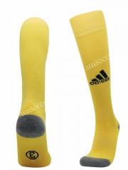 2020-2021 Yellow Thailand Soccer Socks