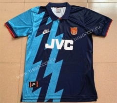 1995 Retro Version Arsenal Away Blue Thailand Soccer Jersey AAA-709