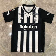 Limited Edition Vissel Kobe Black & White Thailand Soccer Jersey AAA-417