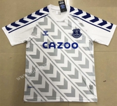 2020-2021 Everton White hailand Training Soccer Jersey-HR