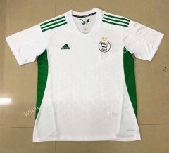 2020-2021 Algeria Home White Thailand Soccer Jersey AAA-HR